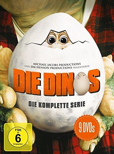 Die Dinos Die komplette Serie (Softbox) (9 DVDs)