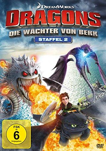 Dragons Die Wächter von Berk (Staffel 2) (4 DVDs)
