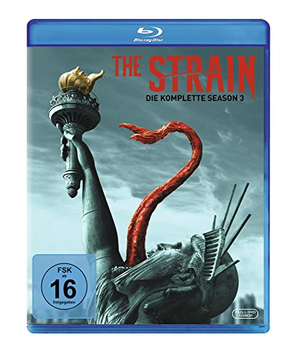 The Strain Staffel 3 [Blu-ray]