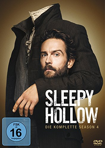 Sleepy Hollow Season 4 (4 DVDs)