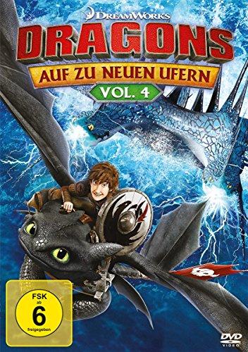 Dragons Auf zu neuen Ufern, Vol. 4