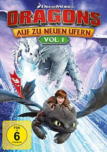 Dragons Auf zu neuen Ufern, Vol. 1