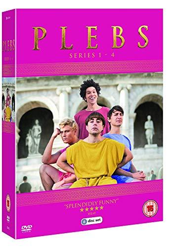 Plebs - Series 1-4