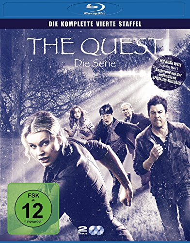 The Quest - Die Serie: Staffel 4 [Blu-ray]