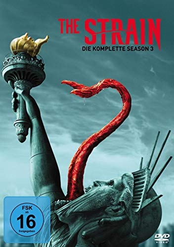 The Strain Staffel 3 (4 DVDs)