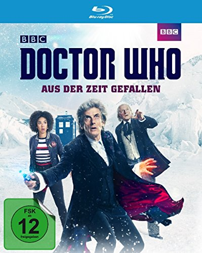 Doctor Who Aus der Zeit gefallen [Blu-ray]