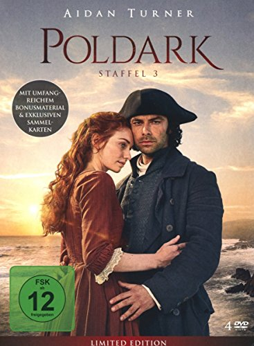 Poldark Staffel 3 (Limited Edition) (4 DVDs)