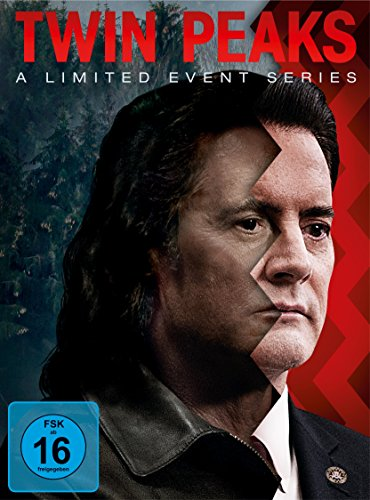 Twin Peaks A Limited Event Series (Special Edition) (10 DVDs)