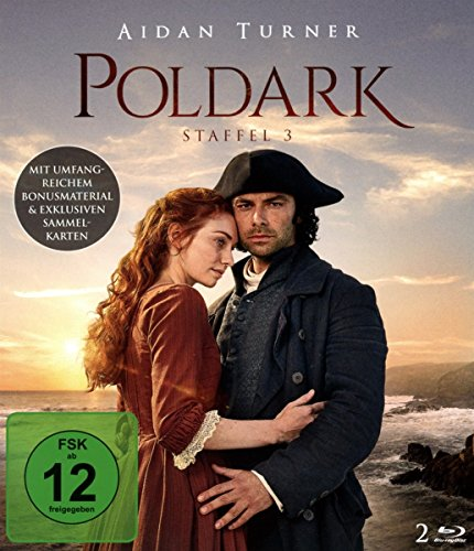 Poldark Staffel 3 [Blu-ray]
