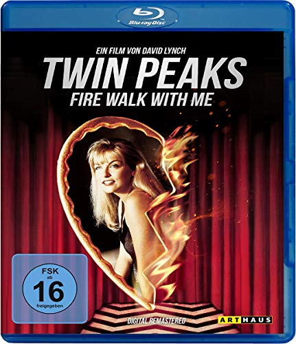 Twin Peaks Fire Walk With Me (Digital Remastered) [Blu-ray]