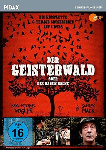 Der Geisterwald oder des Raben Rache (2 DVDs)