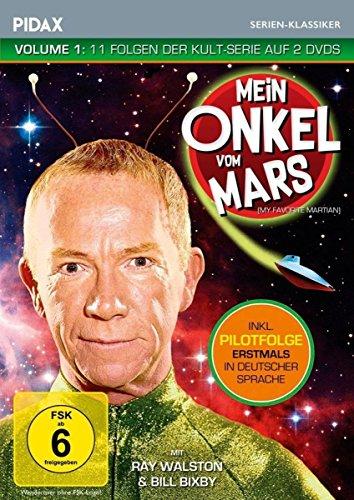 Mein Onkel vom Mars Vol. 1 (2 DVDs)