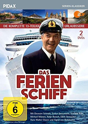Das Ferienschiff Die komplette Serie (2 DVDs)