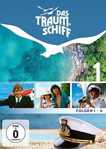 Das Traumschiff Box  1 (Folgen 1-6) (3 DVDs)