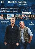 Tatort Münster - Thiel und Boerne ermitteln: Die Folgen von 2017 (2 DVDs)