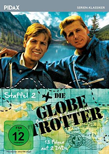 Die Globetrotter Staffel 2 (2 DVDs)