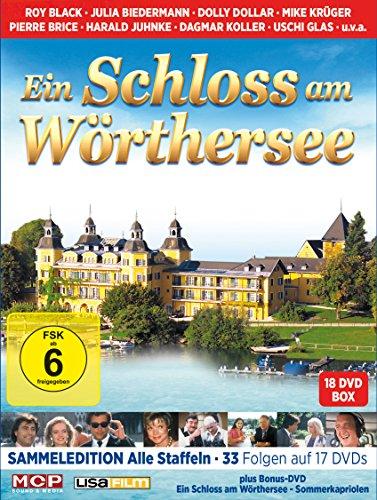 Ein Schloss am Wörthersee Sammeledition (+Bonus-DVD Sommerkapriolen) (18 DVDs)