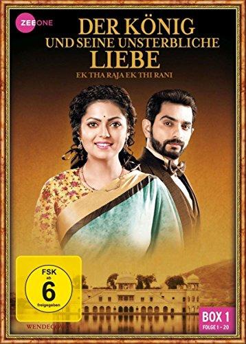Der König und seine unsterbliche Liebe Box 1 (3 DVDs)
