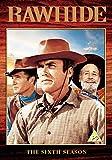Rawhide - Series 6 (8 DVDs)