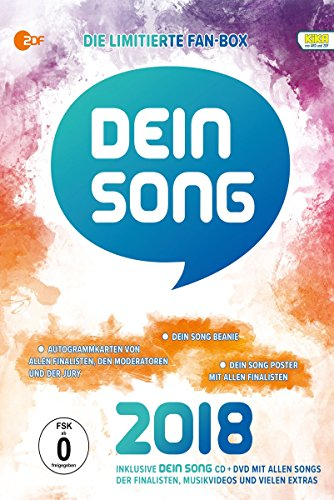 Dein Song 2018 (Limitierte Fanbox) (2 CDs + DVD)