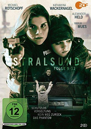 Stralsund Teil  9-12 (2 DVDs)