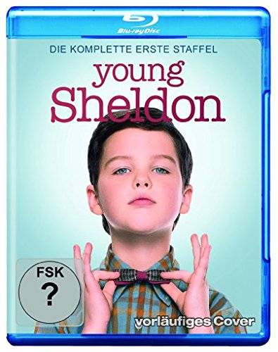 Young Sheldon Staffel 1 [Blu-ray]