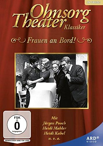 Ohnsorg-Theater Klassiker: Frauen an Bord!