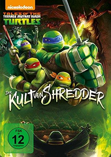 Tales of the Teenage Mutant Ninja Turtles Der Kult von Shredder