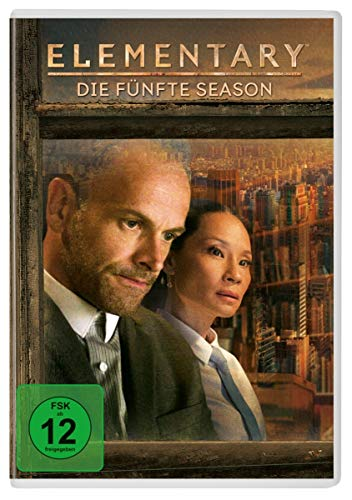 Elementary Staffel 5 (6 DVDs)