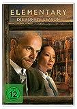 Elementary - Staffel 5 (6 DVDs)