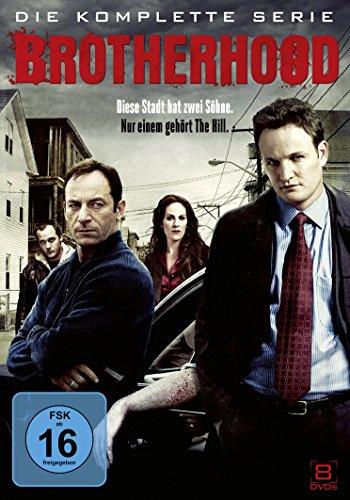 Brotherhood Die komplette Serie (8 DVDs)