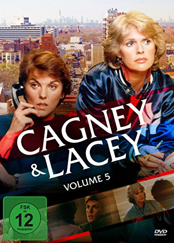 Cagney & Lacey Vol. 5 (6 DVDs)