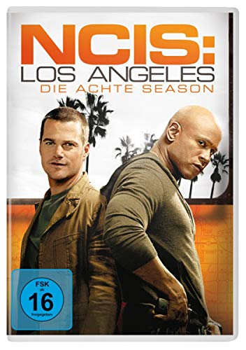 NCIS Los Angeles Season 8 (6 DVDs)