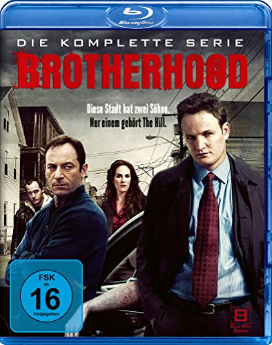 Brotherhood Die komplette Serie [Blu-ray]