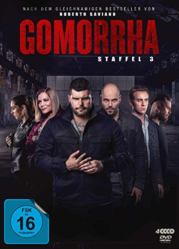 Gomorrha - Die Serie: Staffel 3 (4 DVDs)