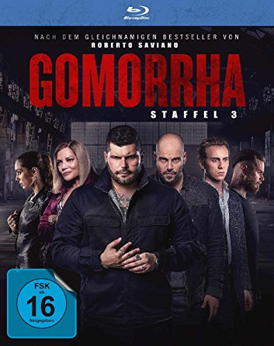 Gomorrha - Die Serie: Staffel 3 [Blu-ray]