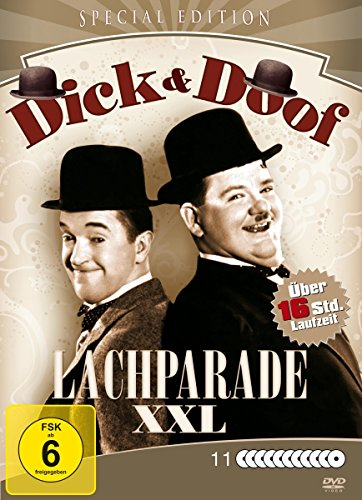 Dick & Doof Lachparade XXL (11 DVDs)