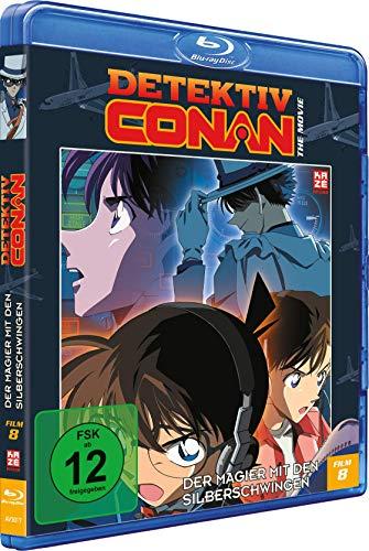 Detektiv Conan 8. Film: Der Magier mit den Silberschwingen [Blu-ray]