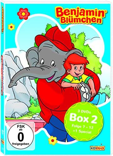Benjamin Blümchen Box 2 (3 DVDs)