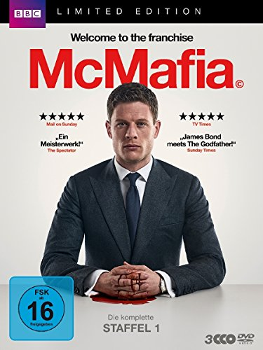 McMafia Die komplette Serie (Limited Edition) (3 DVDs)