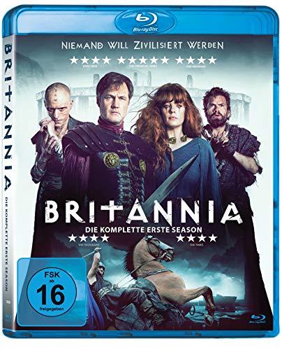 Britannia Staffel 1 [Blu-ray]