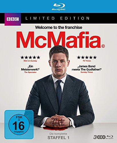 McMafia Die komplette Serie (Limited Edition) [Blu-ray]