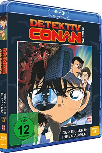 Detektiv Conan 4. Film: Der Killer in ihren Augen [Blu-ray]
