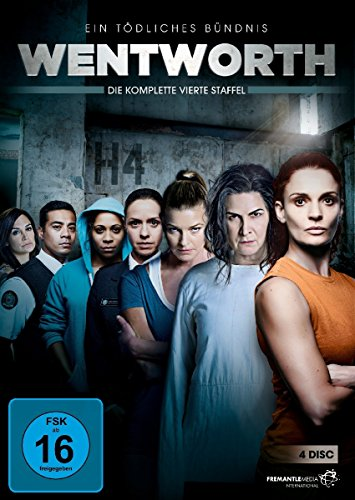 Wentworth Staffel 4 (4 DVDs)