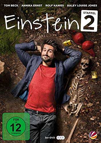 Einstein Staffel 2 (3 DVDs)