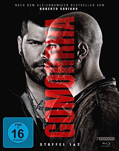 Gomorrha - Die Serie: Staffel 1+2 [Blu-ray]