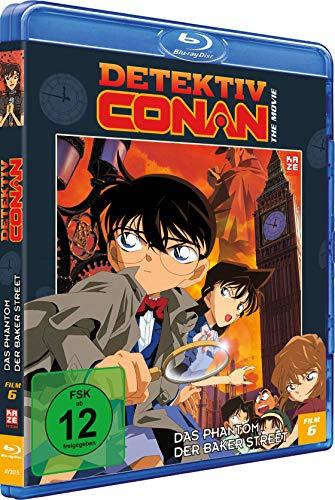 Detektiv Conan 6. Film: Das Phantom der Baker Street [Blu-ray]