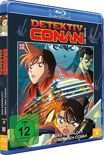 Detektiv Conan 9. Film: Das Komplott über dem Ozean [Blu-ray]