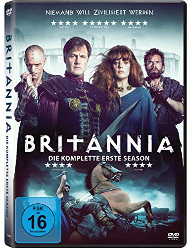 Britannia Staffel 1 (3 DVDs)