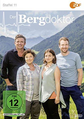 Der Bergdoktor Staffel 11 (3 DVDs)